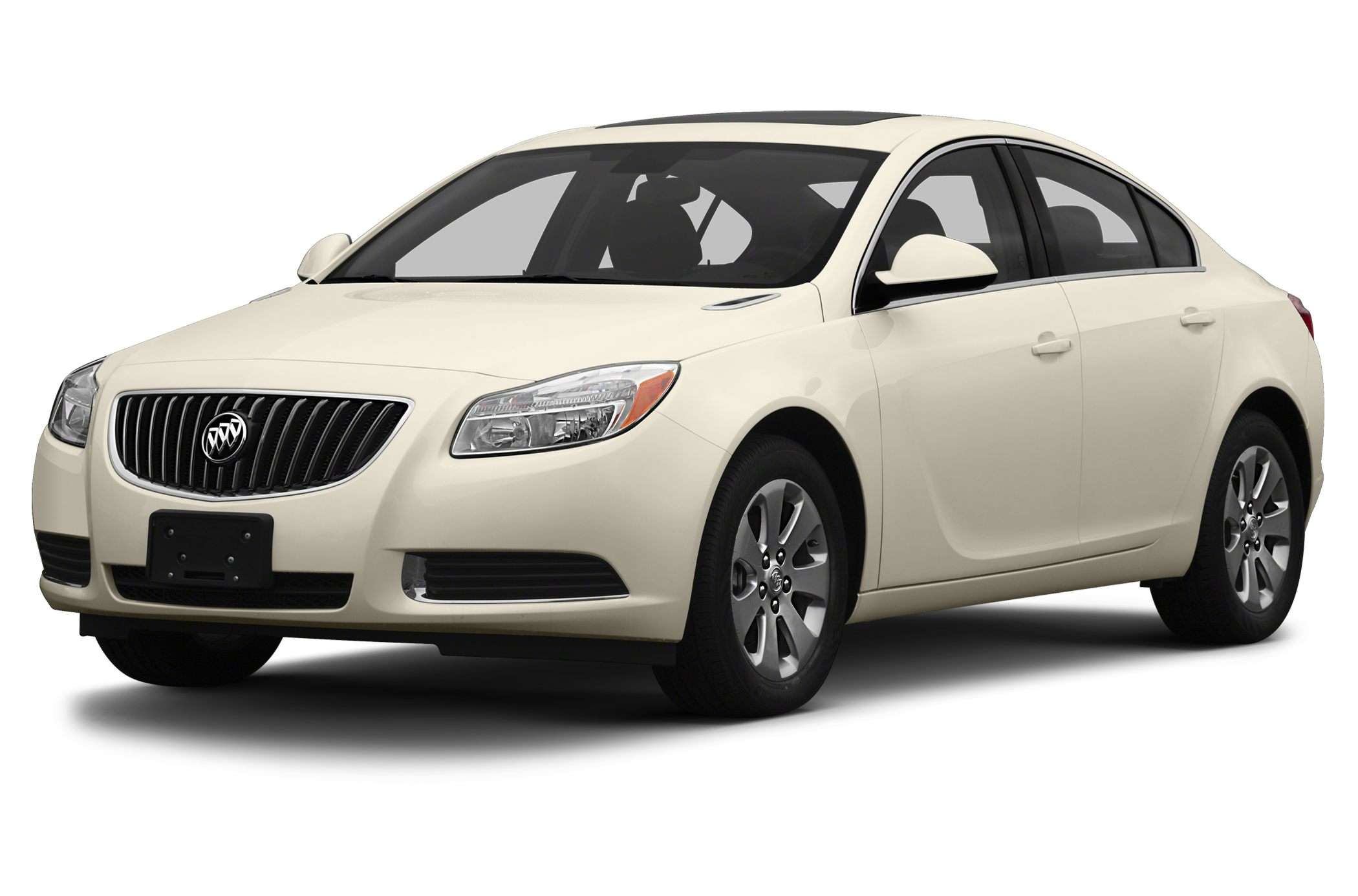 2013 Buick Regal Premium 1 Easily practice safe driving with anti-lock brakes parking assistance