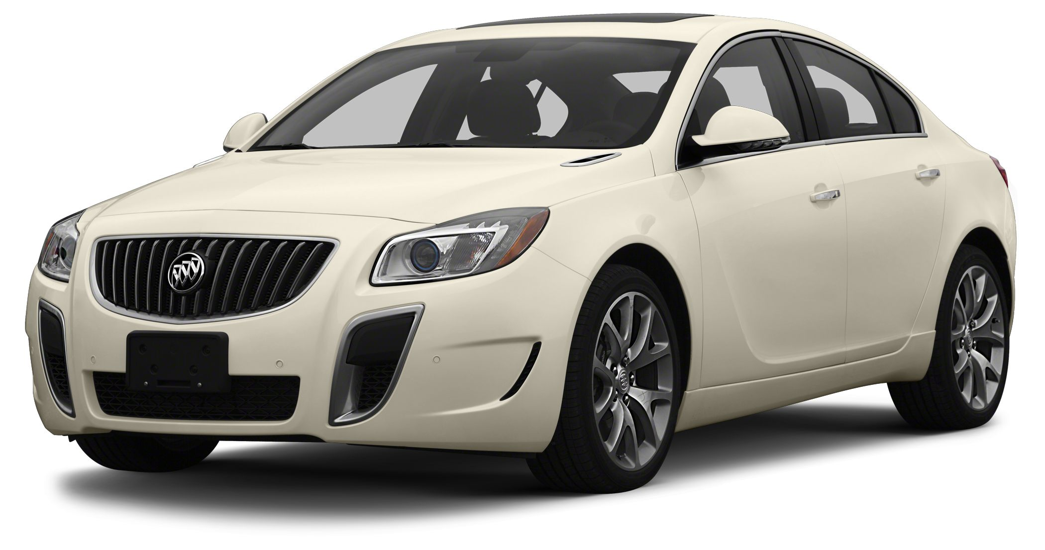 2013 Buick Regal GS CARFAX 1-Owner LOW MILES - 26596 FUEL EFFICIENT 29 MPG Hwy18 MPG City Hea