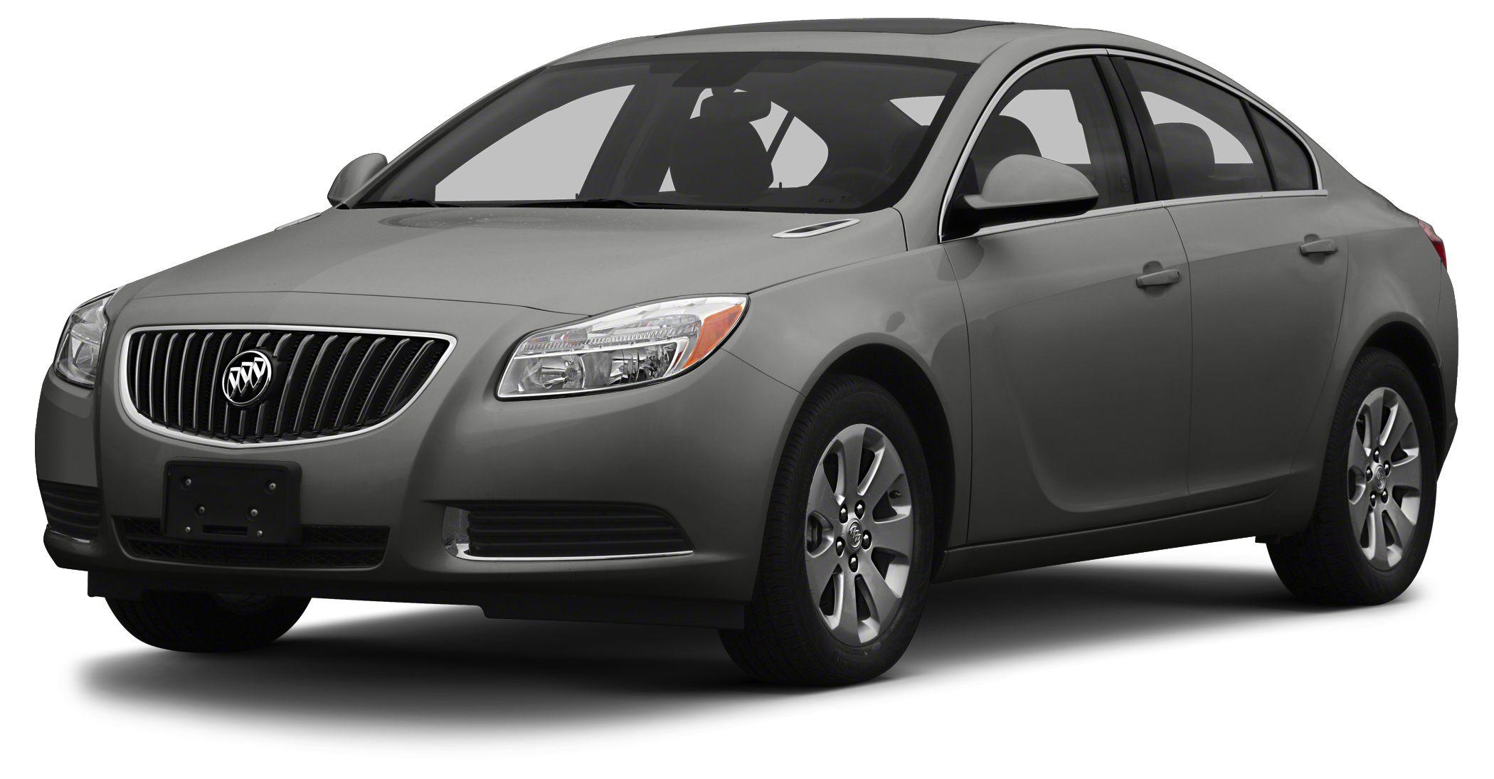 2013 Buick Regal Turbo - Premium 1 Miles 68187Color Smoky Gray Metallic Stock 181403 VIN 2G4