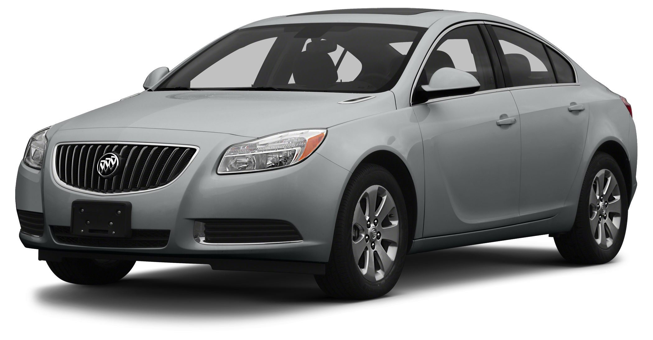 2013 Buick Regal Premium 1 Never worry on the road again with anti-lock brakes parking assistance