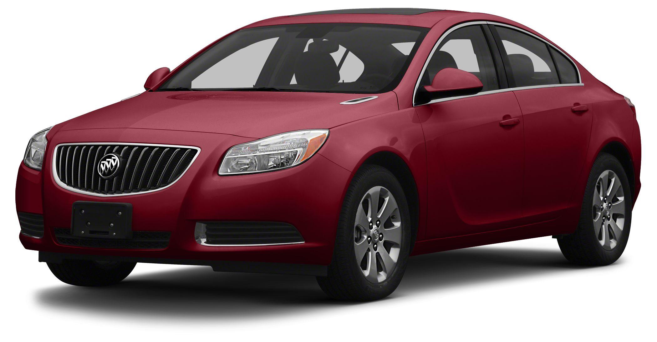 2013 Buick Regal Turbo - Premium 1 ONLY 50563 Miles Turbo Premium 1 trim FUEL EFFICIENT 29 MPG