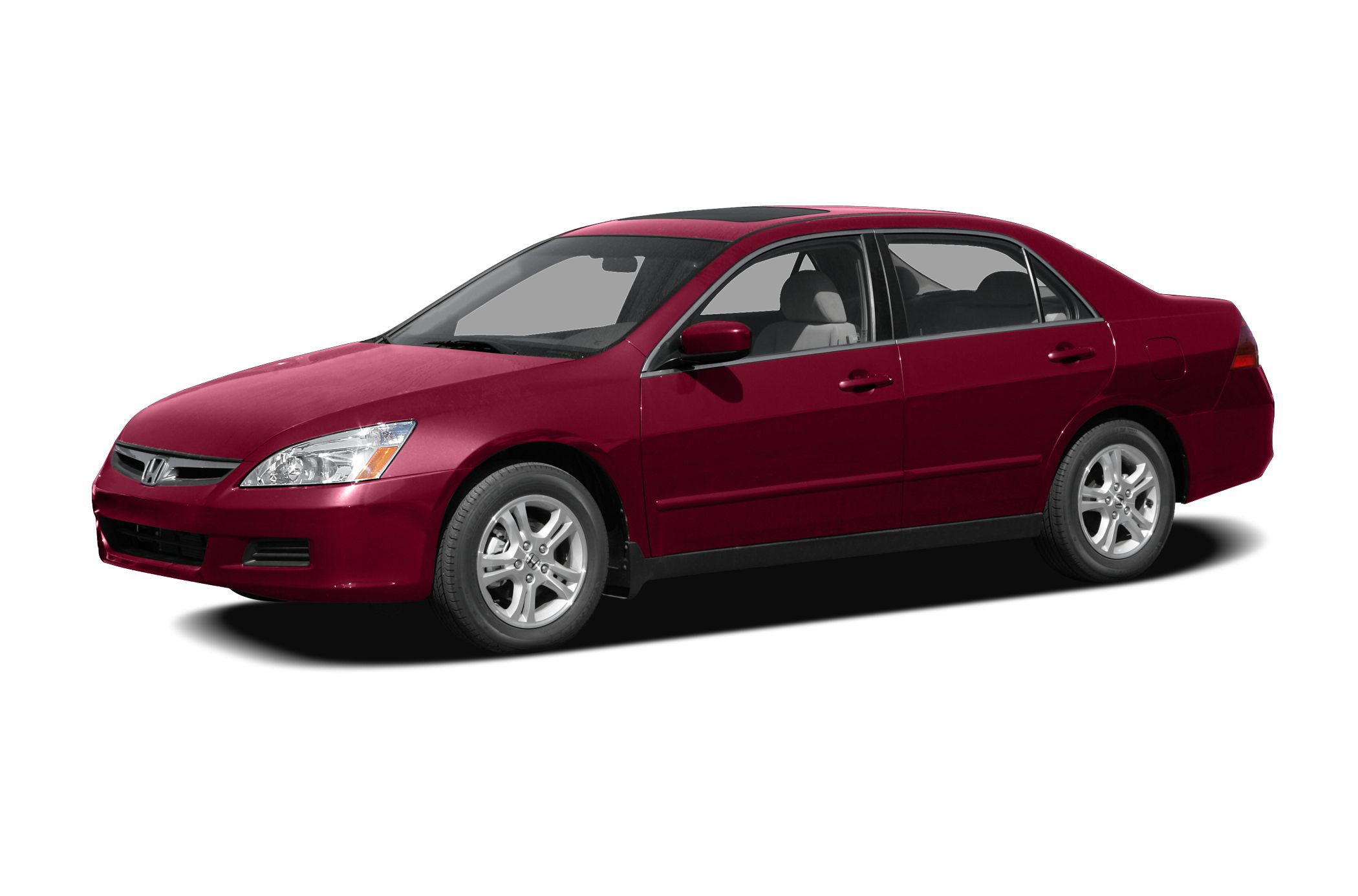 2007 Honda Accord 30 EX EX-L trim PRICED TO MOVE 300 below Kelley Blue Book EPA 29 MPG Hwy20