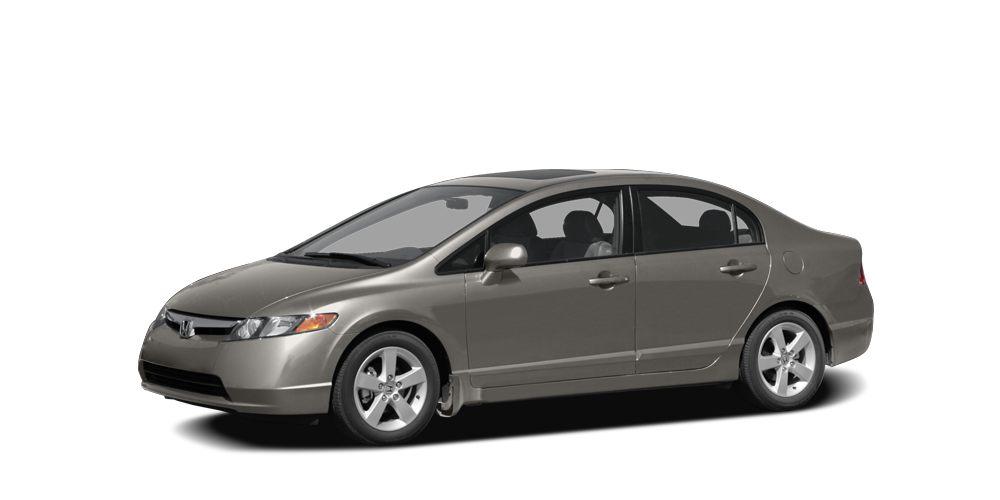 2007 Honda Civic LX Miles 44354Color Galaxy Gray Metallic Stock 152333A VIN 1HGFA16517L05240