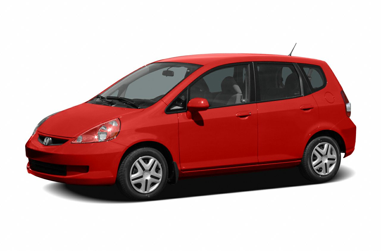 2007 Honda Fit Base Win a bargain on this 2007 Honda Fit 5DR HB BASE AT before its too late Spac