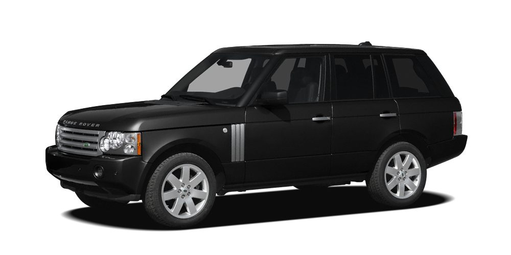2008 Land Rover Range Rover HSE NAVIGATIONDEALER MAINTAINEDAMAZING LOOKS PREMIUM LEATHER S