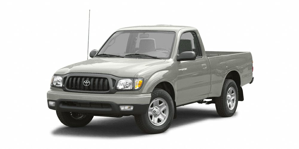 2002 Toyota Tacoma Base Priced below KBB Fair Purchase Price LOCAL TRADE FLARESIDE AMFM