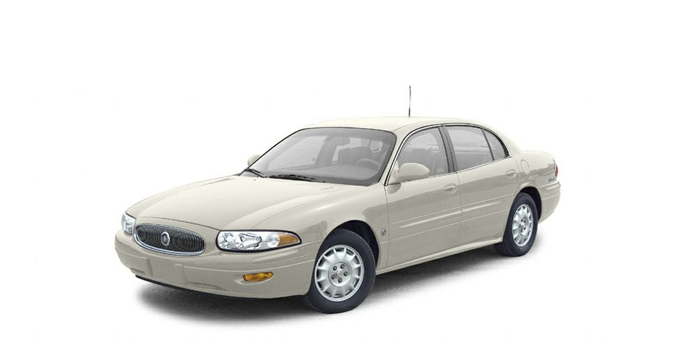2004 Buick LeSabre Limited FUEL EFFICIENT 29 MPG Hwy20 MPG City Moonroof Heated Leather Seats