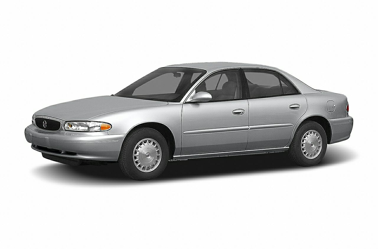 2004 Buick Century Base Yes Yes Yes Look Look Look Set down the mouse because this charming