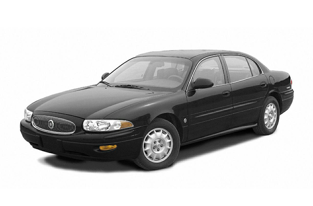 2004 Buick LeSabre Custom Miles 85936Stock 44172031 VIN 1G4HP52K744172031