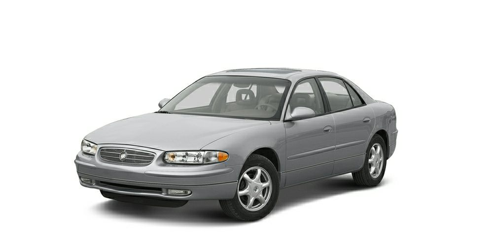 2004 Buick Regal LS Are you still driving around that old thing Come on down today and get into t