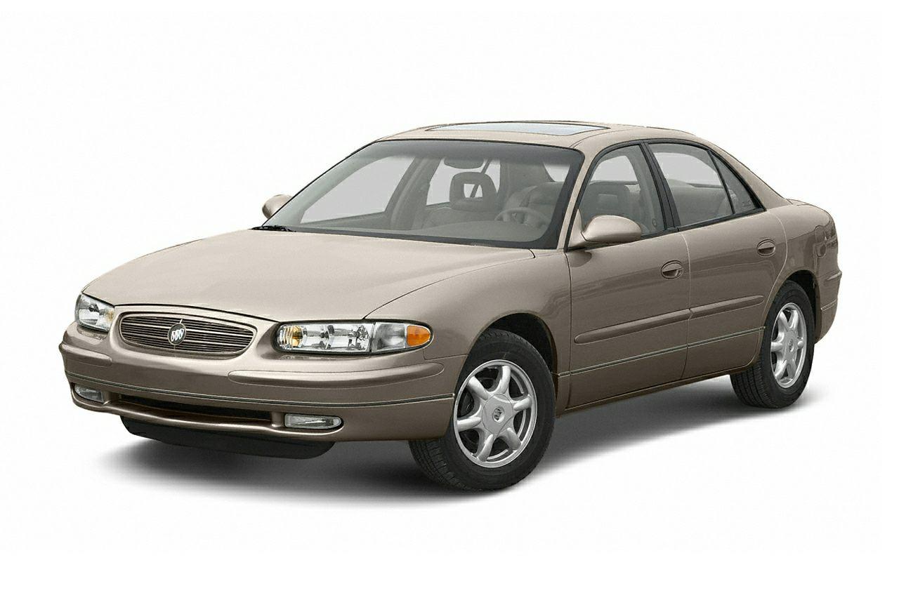 2004 Buick Regal GS Miles 145660Color Silver Stock SB18312A VIN 2G4WF521941279286