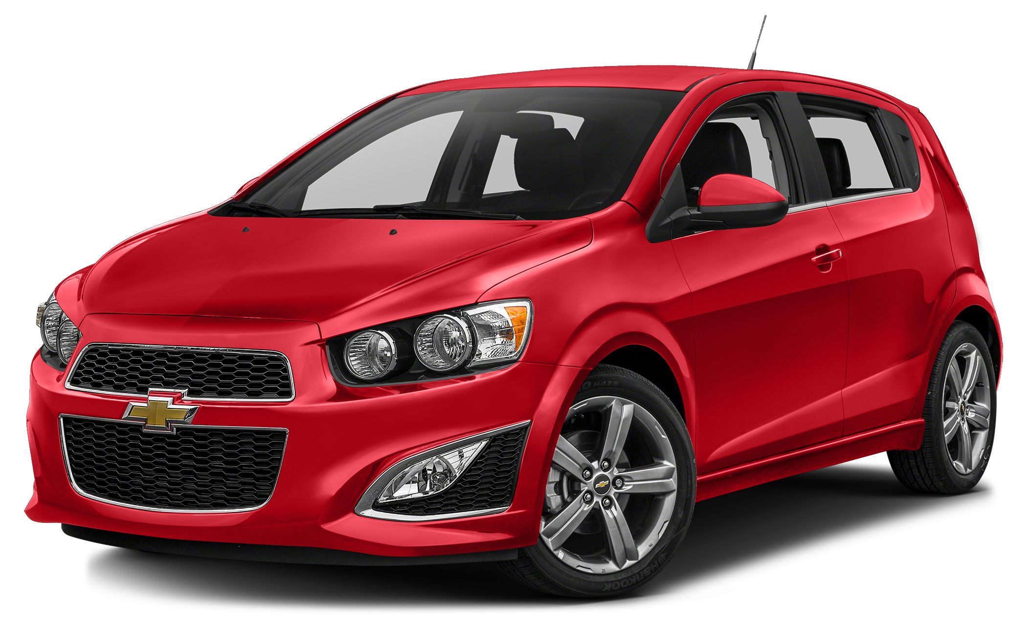 2014 Chevrolet Sonic RS GREAT MILES 14 EPA 34 MPG Hwy27 MPG City Moonroof Heated Leather Seats