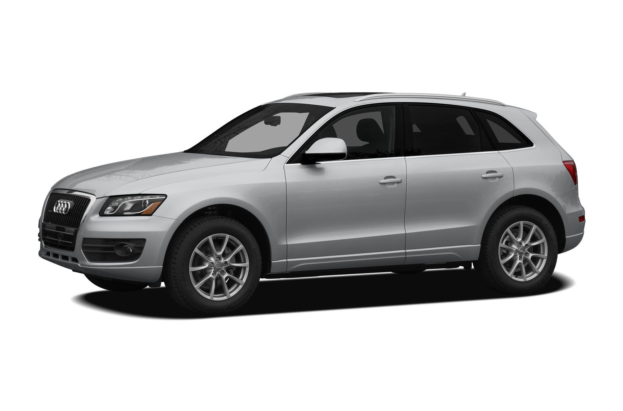2012 Audi Q5 20T quattro Premium Carfax 2 Owner - AWD - Premium Plus Package - Navigation System