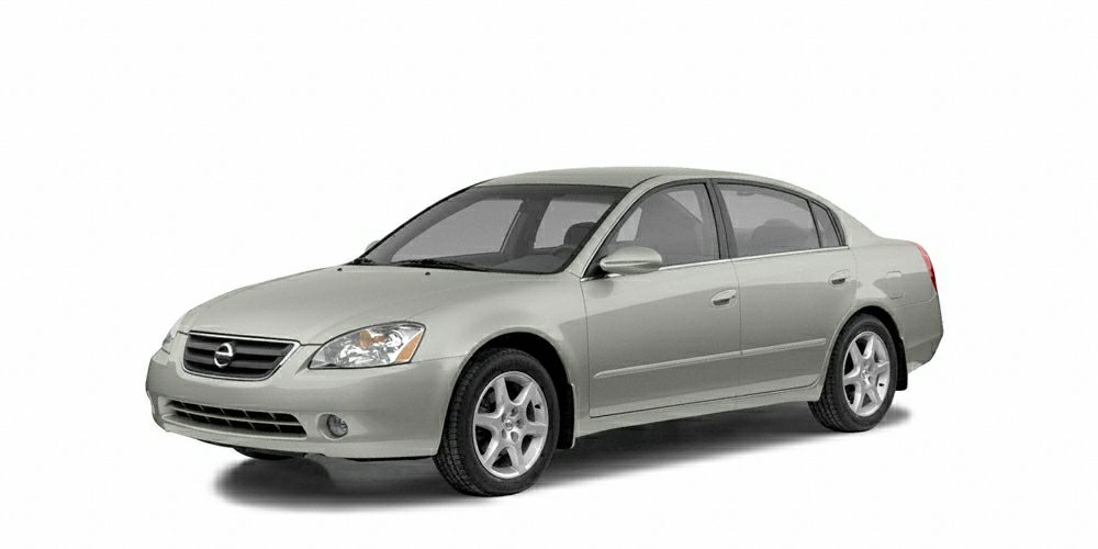 2004 Nissan Altima 25 SL Miles 196904Color Sheer Silver Stock BB23966A VIN 1N4AL11D94C17060