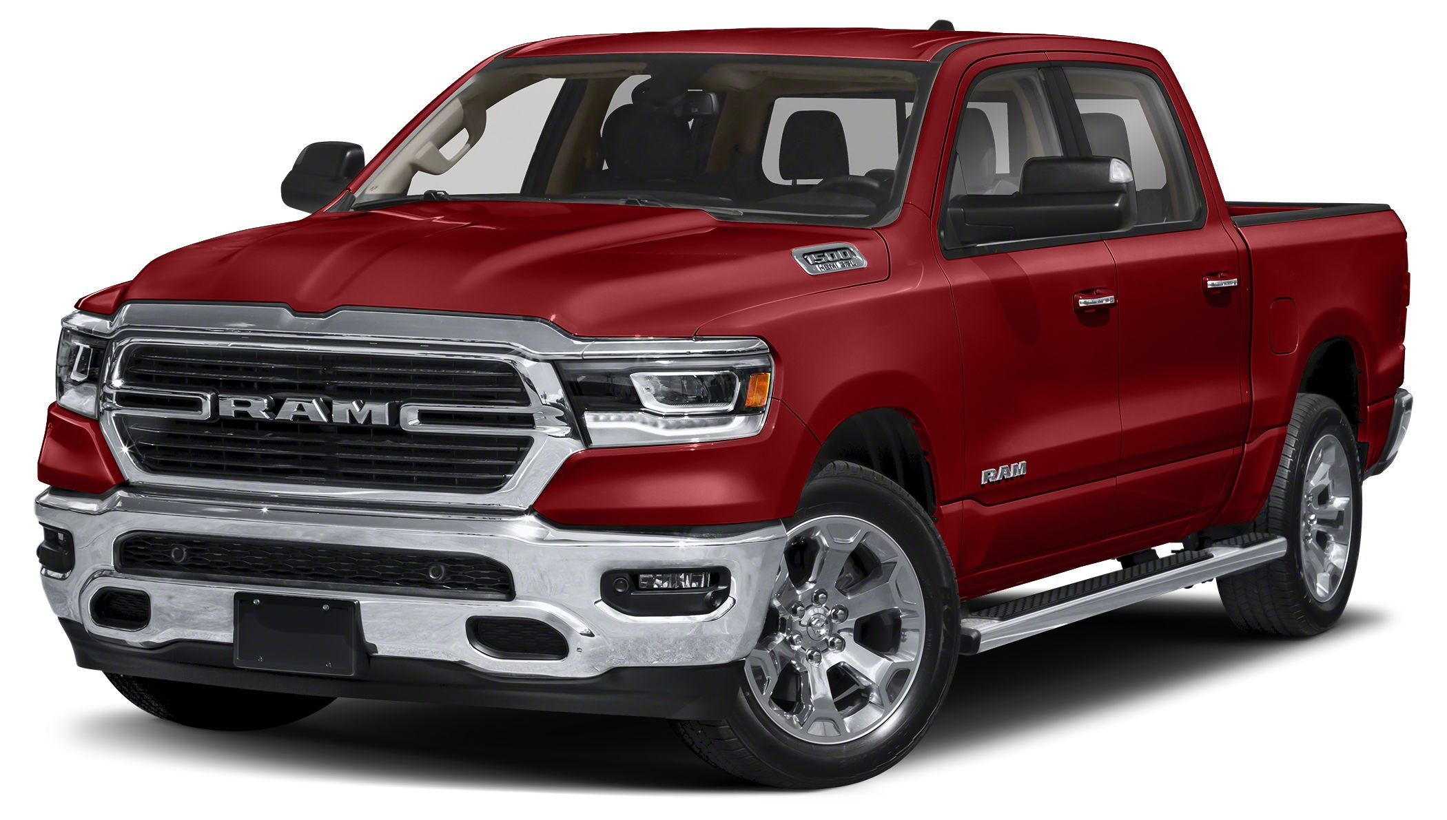 2019 RAM 1500 Laramie This 2019 Ram 1500 4dr Laramie 4x2 Crew Cab 57 Box features a 57L V8 HEMI