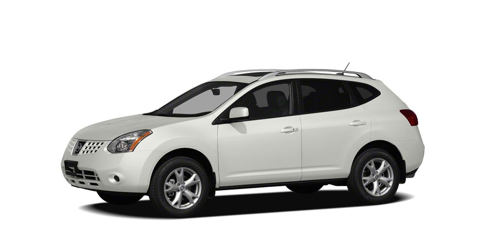 2008 Nissan Rogue  Clean Carfax - Only 2 previous owners - AWD - CD player - Power windows - and R