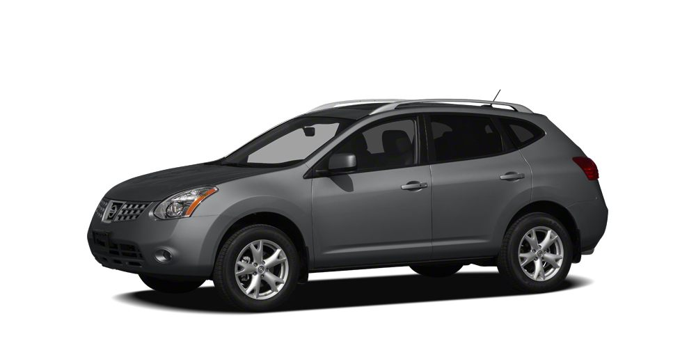2008 Nissan Rogue SL Auto Check 1 Owner and ONLY 58K MILES LEATHER SEATING POWER MOONROO