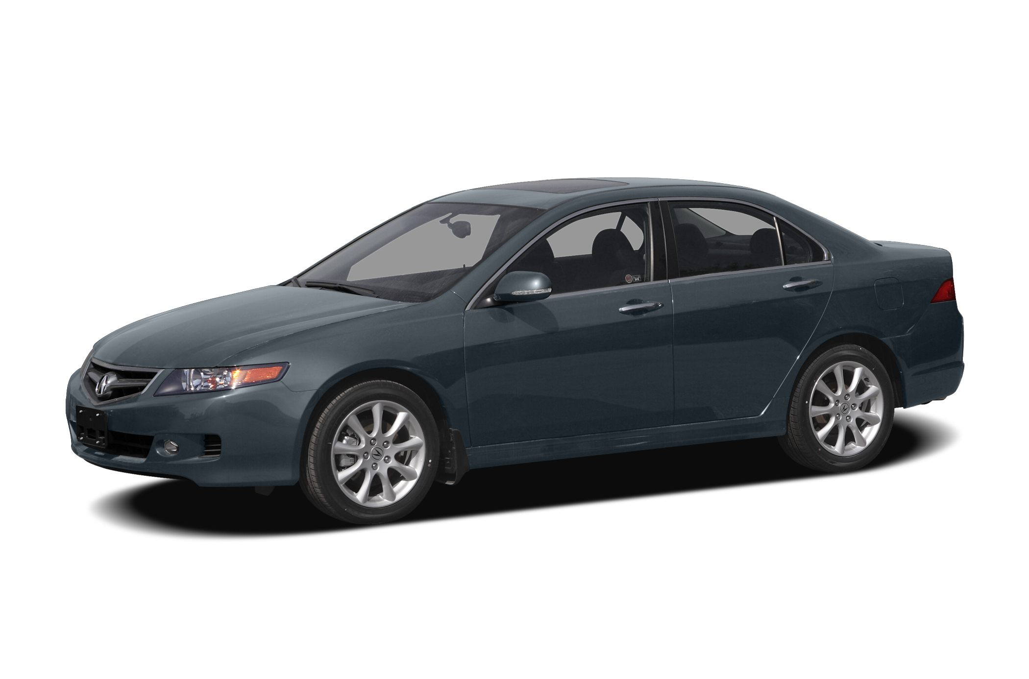 2006 Acura TSX Base Miles 142900Color Gray Stock A025542A VIN JH4CL96816C009768