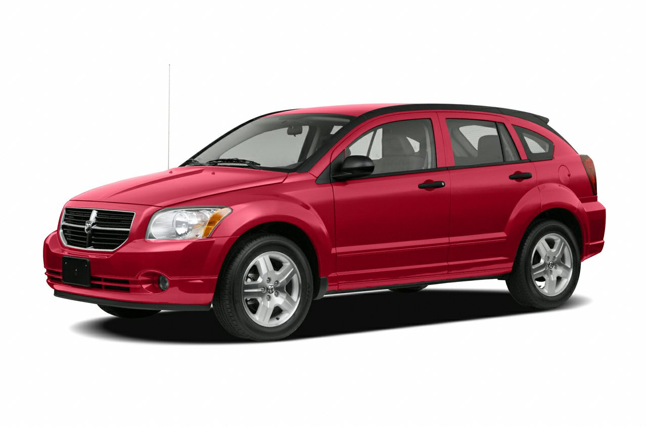 2007 Dodge Caliber SXT Miles 158779Color Inferno Red Crystal Pearl Stock 170596B VIN 1B3JB48