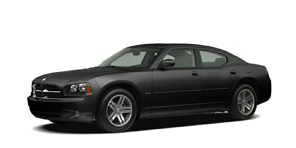 2007 Dodge Charger Base clean very well kept vehicle AUX Input ABStraction control system V6 Powe