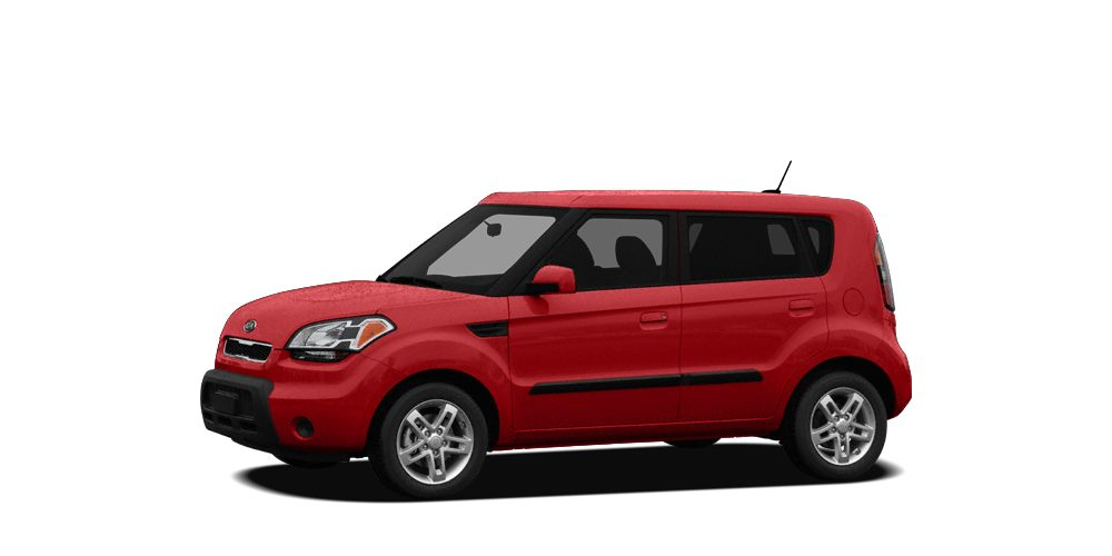 2011 Kia Soul  Miles 86542Color Red Stock K15166A VIN KNDJT2A27B7256296
