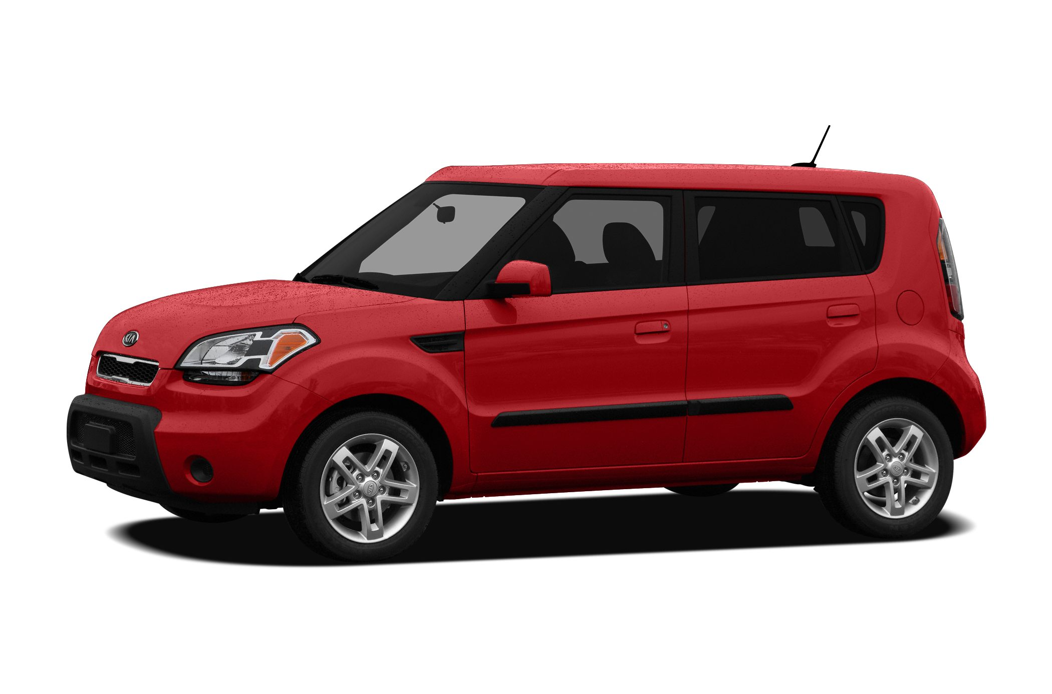 2011 Kia Soul Base 4D Hatchback 16L 4-Cylinder CVVT 5-Speed Manual with Overdrive and FWD 5sp