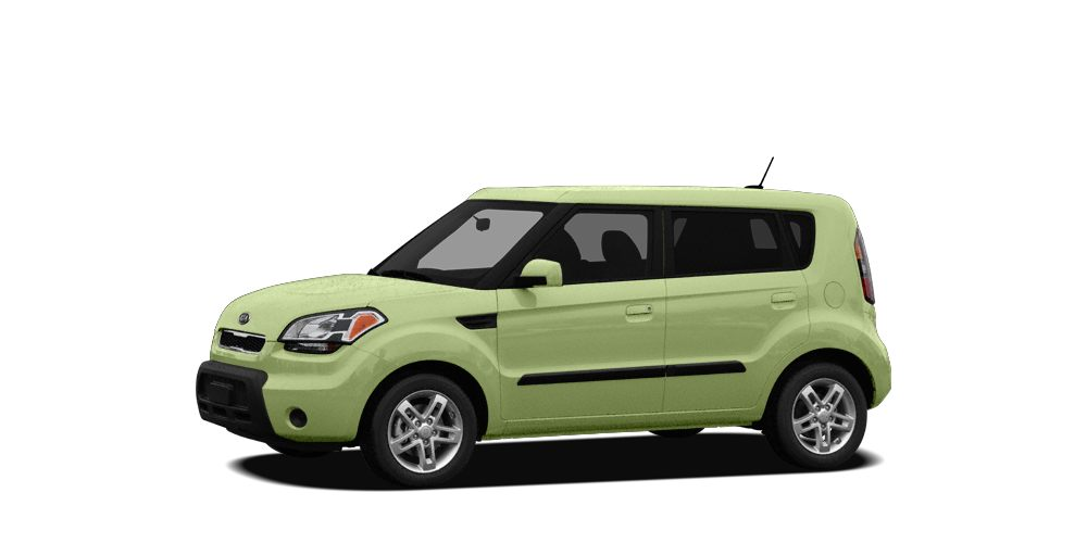 2011 Kia Soul  Miles 160129Color Green Stock U2375A VIN KNDJT2A21B7226632