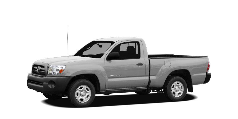 2009 Toyota Tacoma Base Tacoma trim SILVER STREAK MICA exterior and GRAPHITE interior EPA 22 MPG