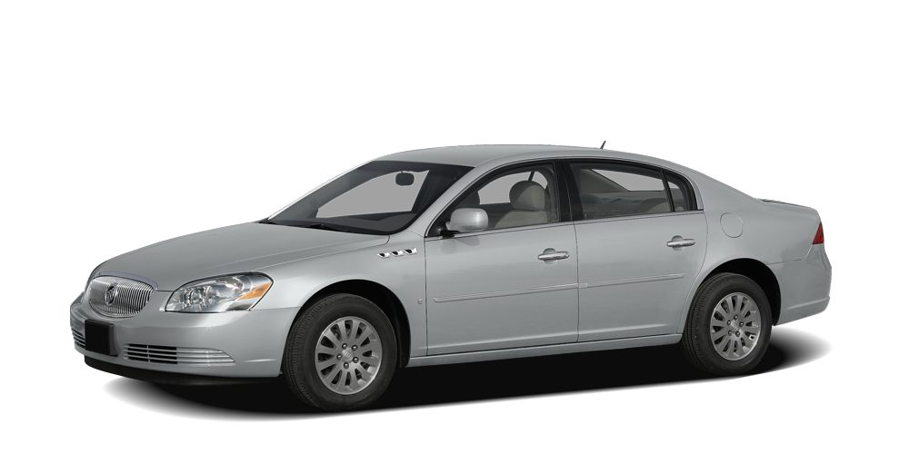 2009 Buick Lucerne  All Around hero There are Sedans and then there are Sedans like this wonderf