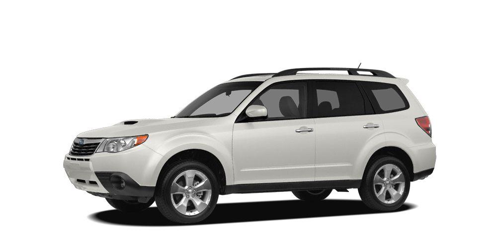 2010 Subaru Forester 25X Premium Odometer is 2938 miles below market average Miles 75260Color