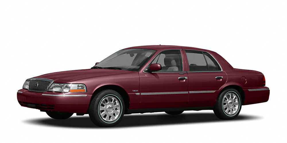 2005 Mercury Grand Marquis GS 2005 MERCURY GRAND MARQUIS GS in Great condition and Priced at a STE