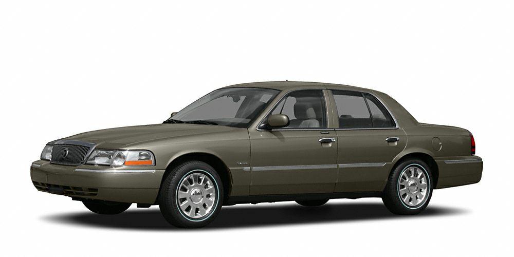 2005 Mercury Grand Marquis GS Miles 153526Color Beige Stock 9655A VIN 2MEFM74W95X607818