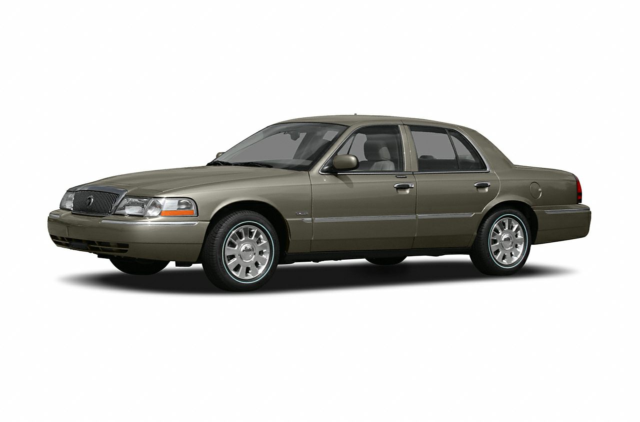 2005 Mercury Grand Marquis  an absolute must see ONE OWNER ACTUAL MILES MARQUIS 110 PT INSPEC
