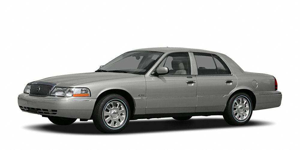 2005 Mercury Grand Marquis  Miles 121102Color Silver Stock 17L15BB VIN 2MEFM74WX5X609903