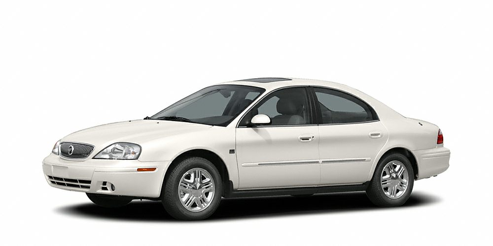 2005 Mercury Sable GS Own the road at every turn New Inventory A real head turner Safety equi