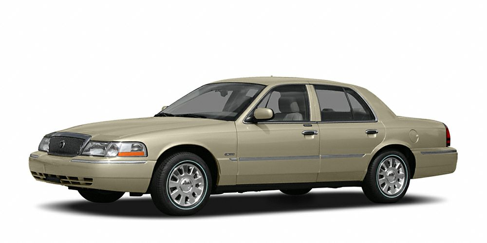 2005 Mercury Grand Marquis GS FLOOD ADVANTAGE PROGRAM FULLY SERVICED AND RECONDITIONED And LOCAL