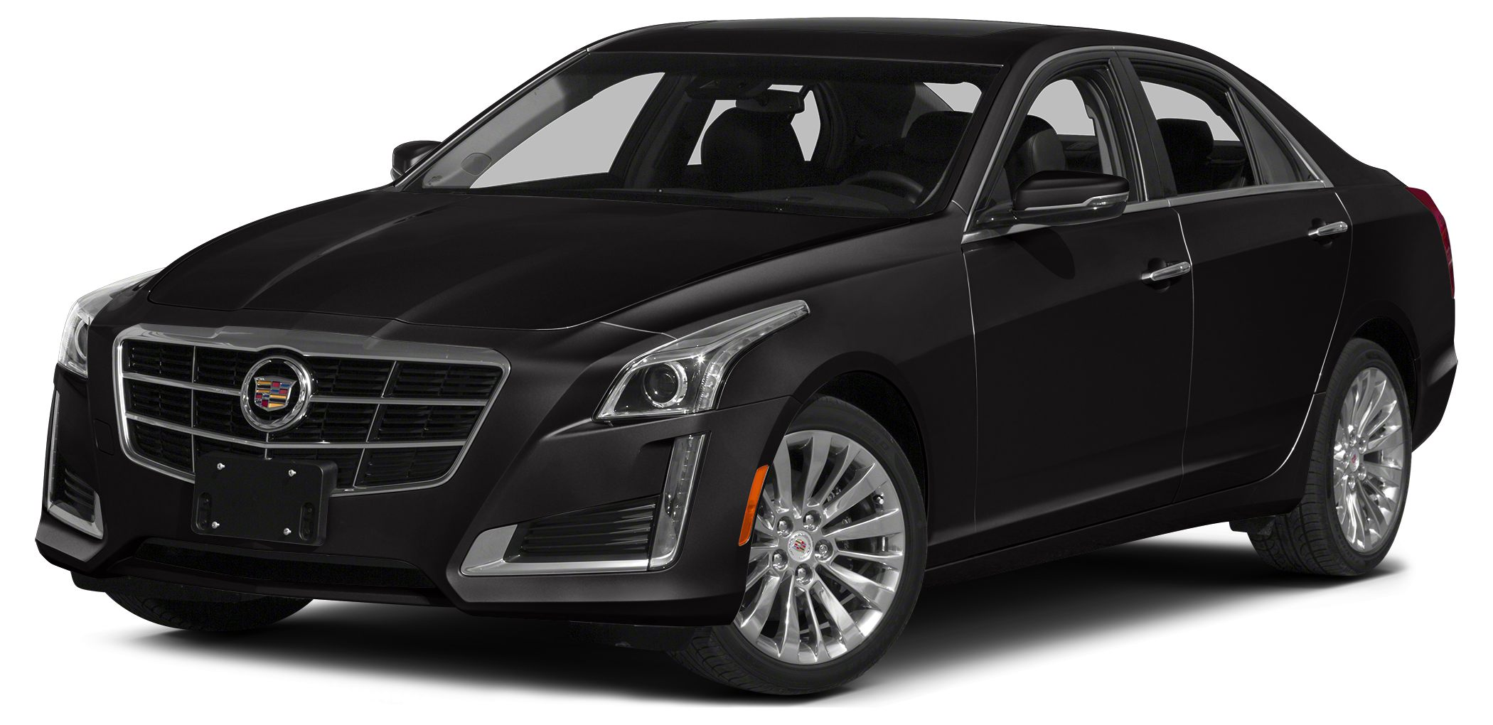 2014 Cadillac CTS Performance PERFORMANCE PKG 20L TURBO JET BLACK LEATHER INTERIOR WITH MORELLO R