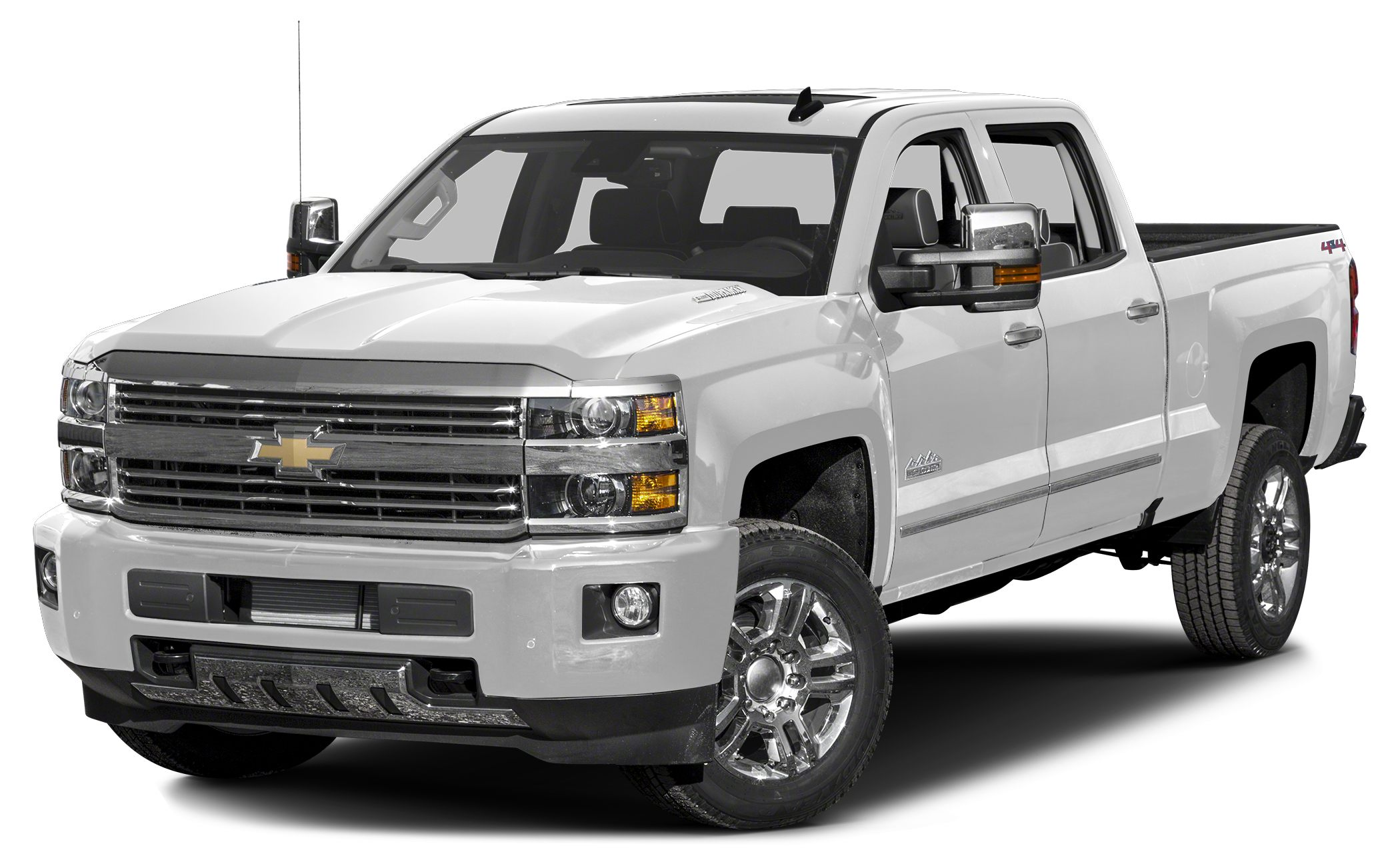 2017 Chevrolet Silverado 2500HD High Country Heated Leather Seats Nav System 4x4 AUDIO SYSTEM