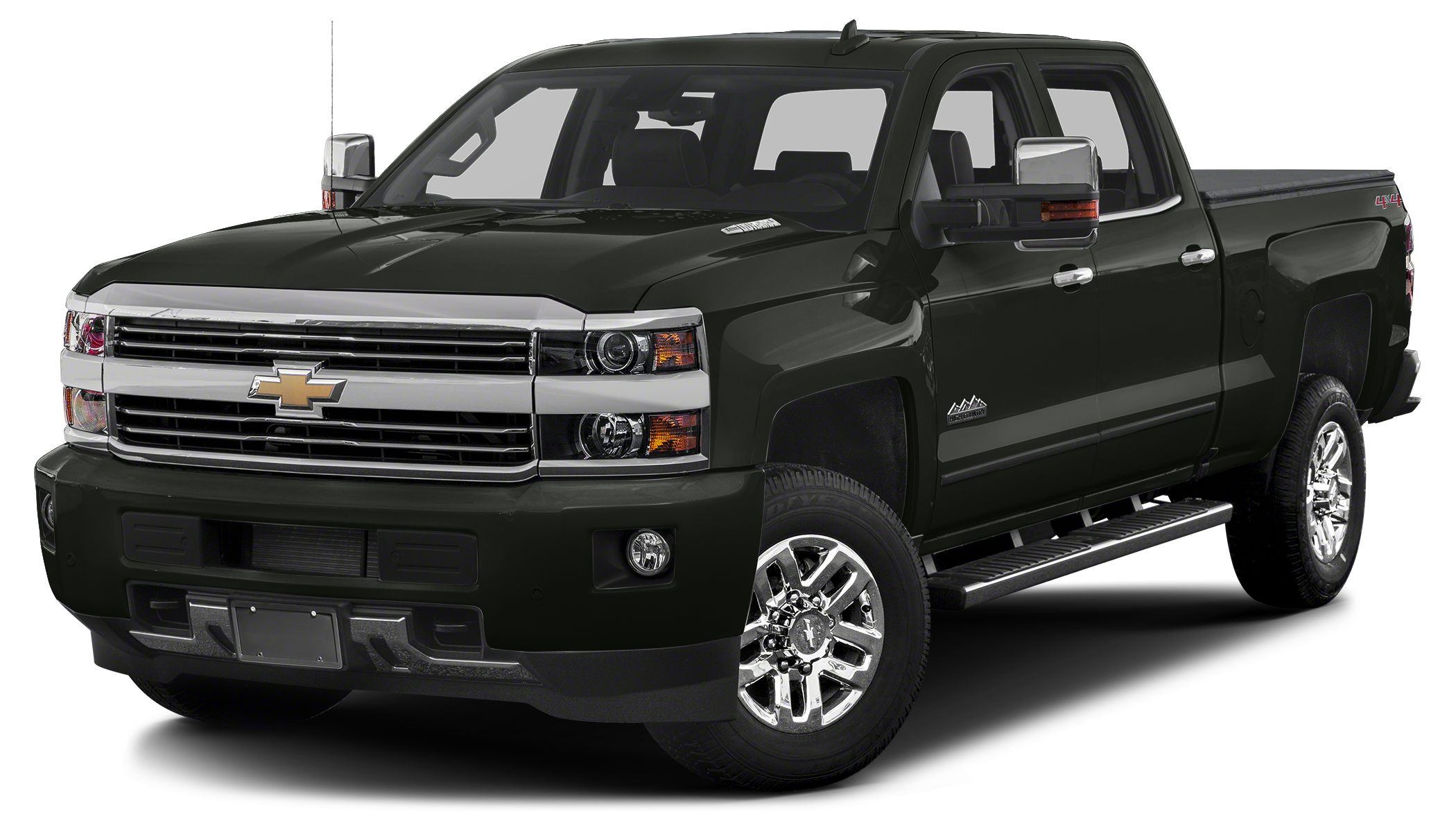 2017 Chevrolet Silverado 3500HD High Country Miles 200Color Graphite Metallic Stock 177298 VI