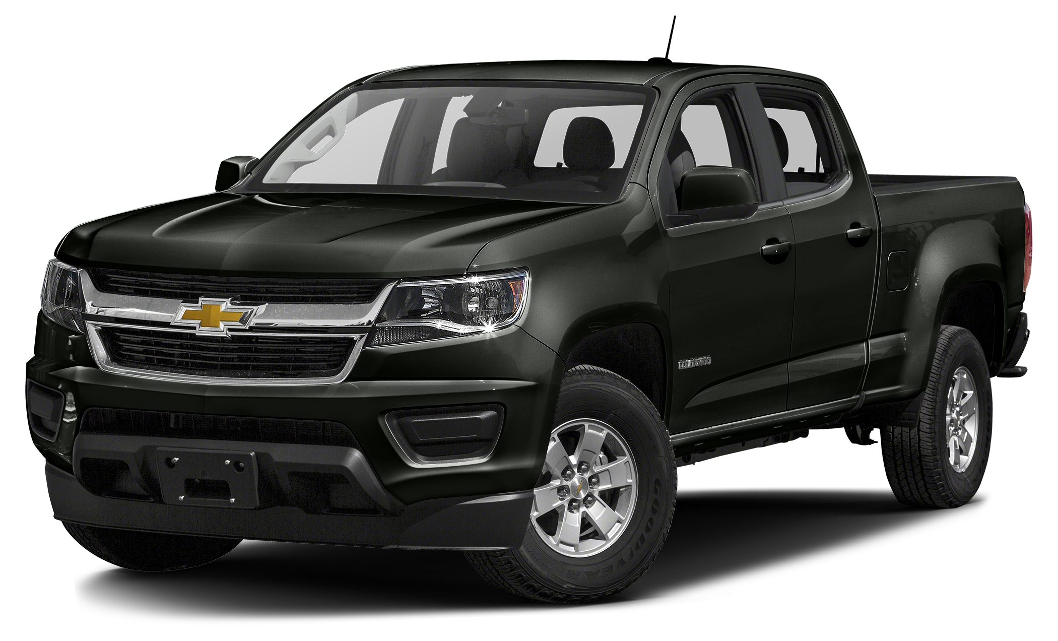 2018 Chevrolet Colorado WT You want it all and the 2018 Chevrolet Colorado delivers Offering thr