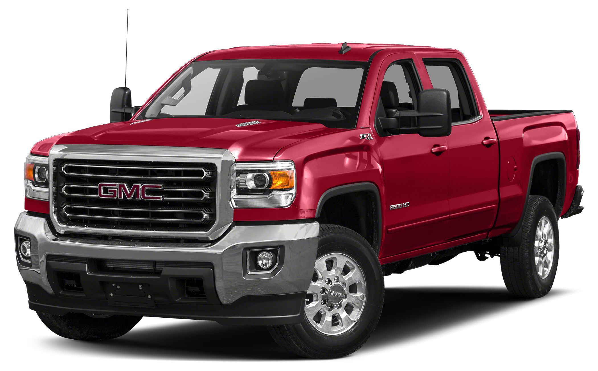 2016 GMC Sierra 2500HD SLE Look Look Look Do you want it all Well with this hardy Truck yo