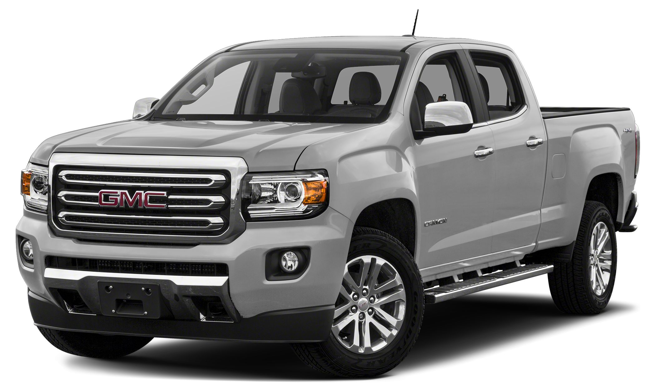 2017 GMC Canyon SLT If youre shopping for a quality vehicle with perks such as a remote starter