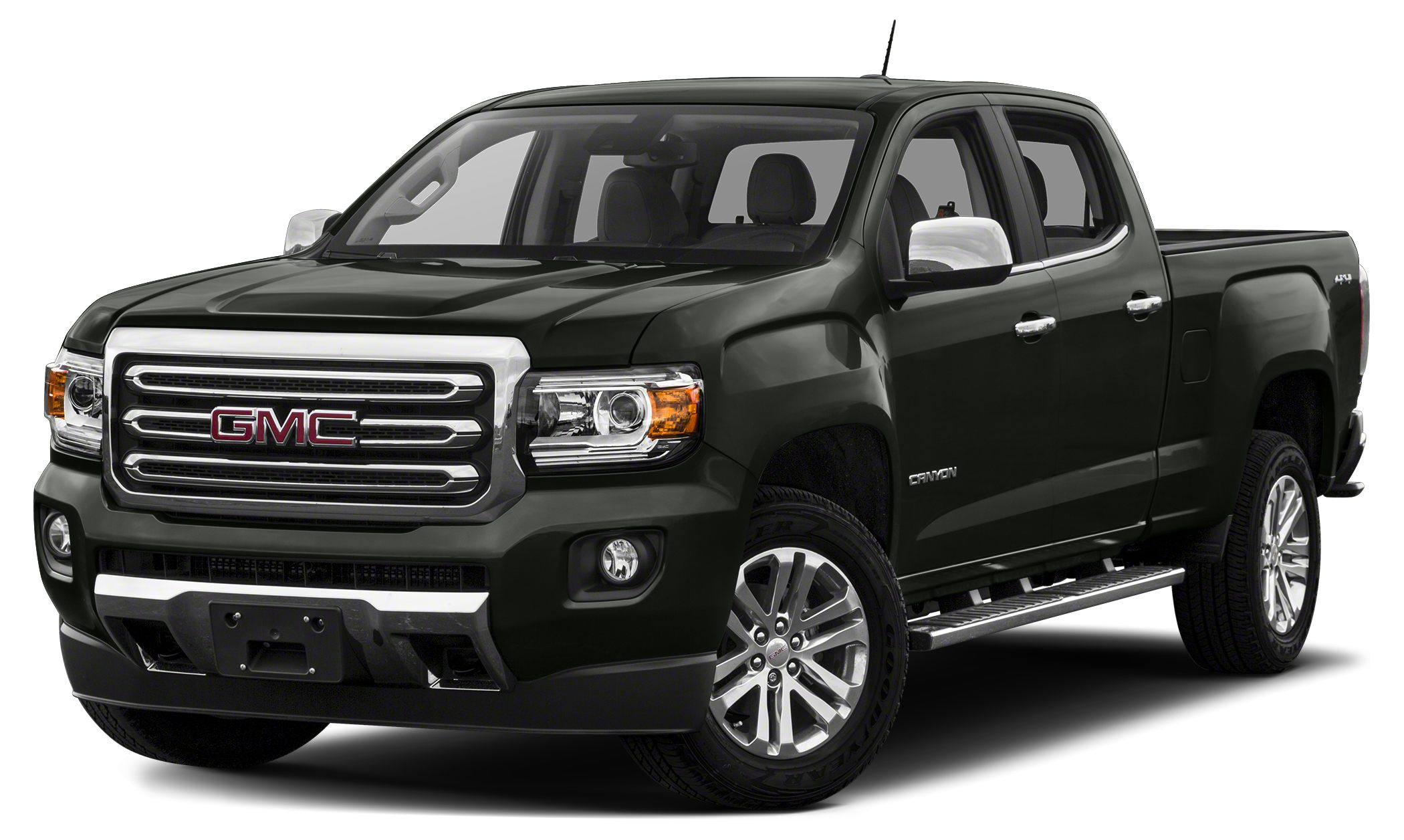 2015 GMC Canyon Base The all-new 2015 GMC Canyon will redefine the small truck category with segme