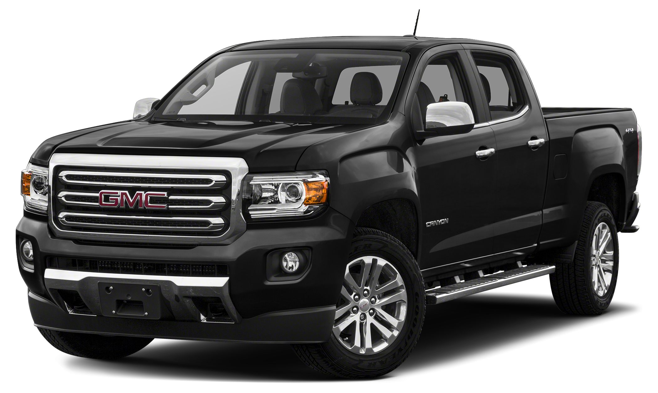 2015 GMC Canyon SLT Miles 84169Color Onyx Black Stock PN18055 VIN 1GTG6CE38F1187914