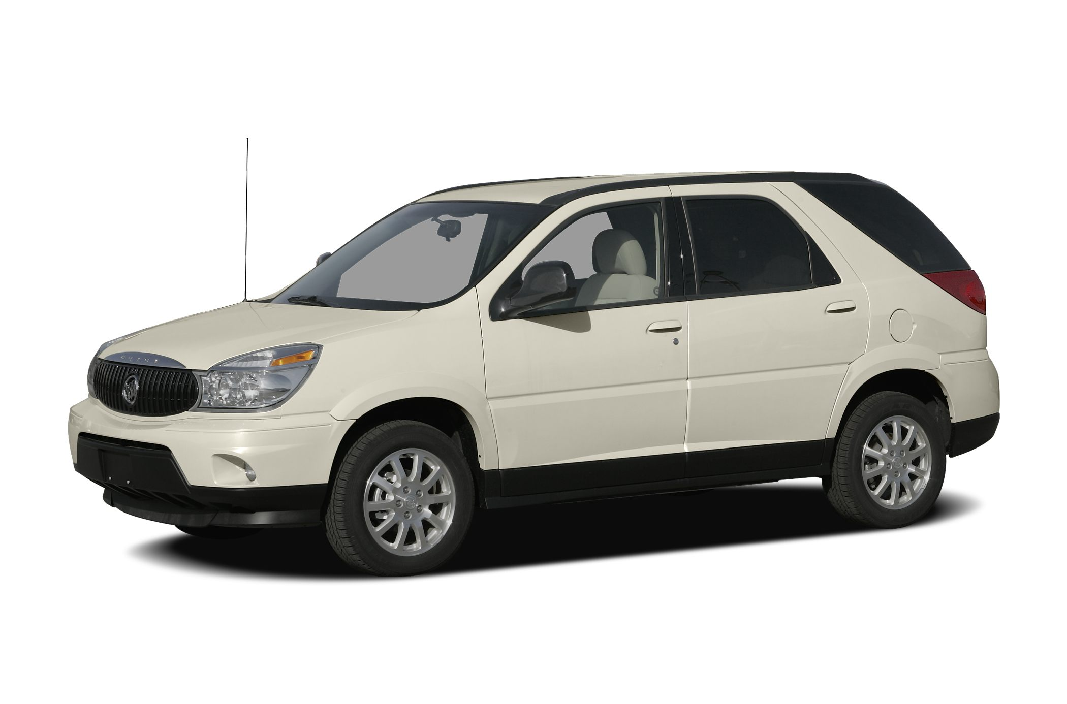 2007 Buick Rendezvous CX 35L V6 SFI ABS brakes Emergency communication system Illuminated entr