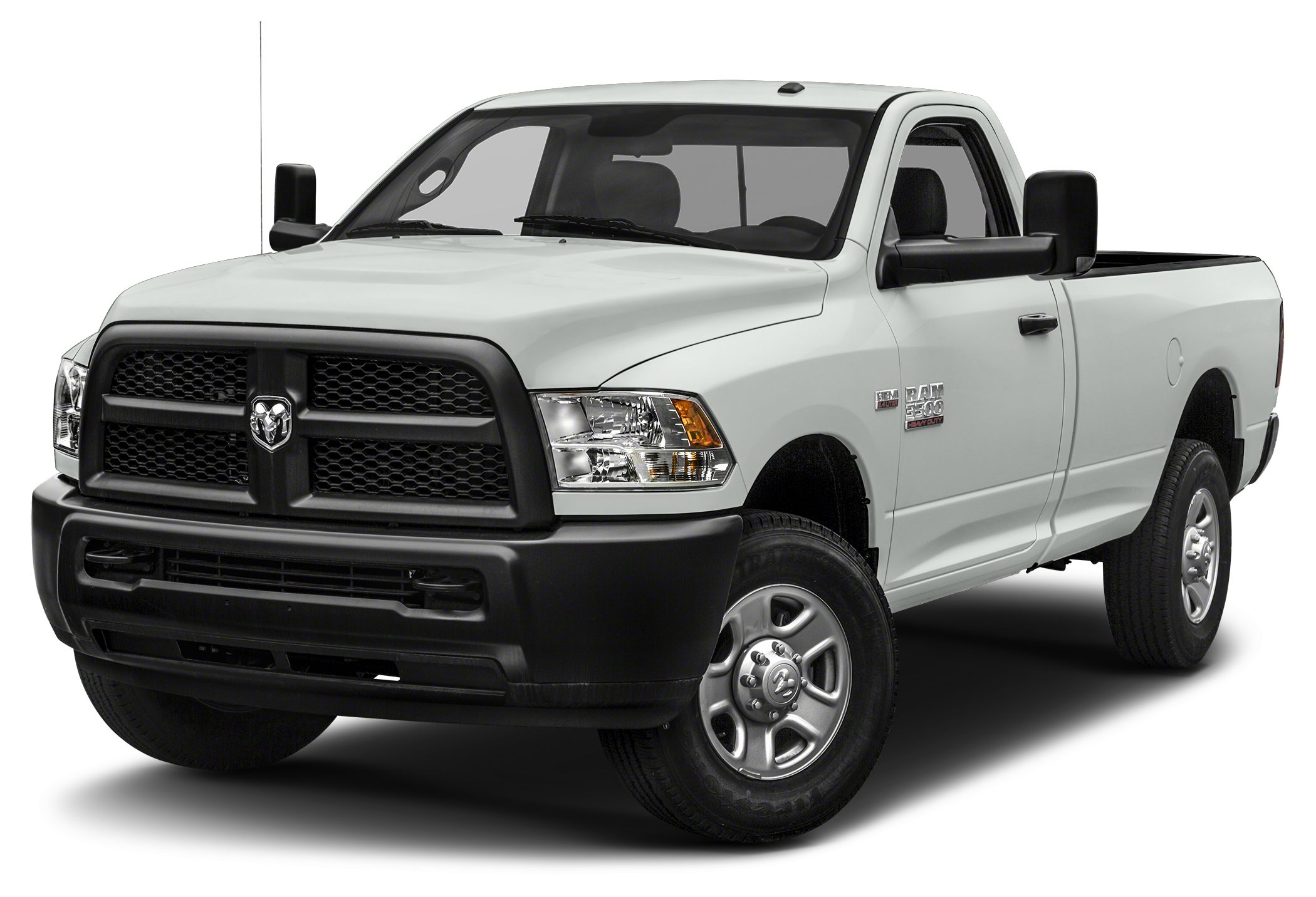 2018 RAM 3500 Tradesman Bright White Clearcoat 2018 Ram 3500 Tradesman 4WD 6-Speed Automatic Cummi