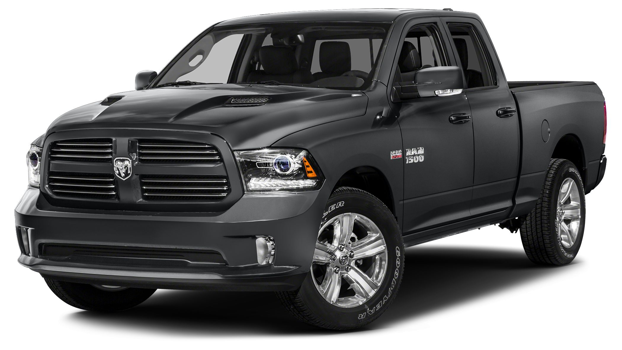 2016 RAM 1500 Sport EPA 22 MPG Hwy15 MPG City LOW MILES - 10379 Heated Seats Back-Up Camera