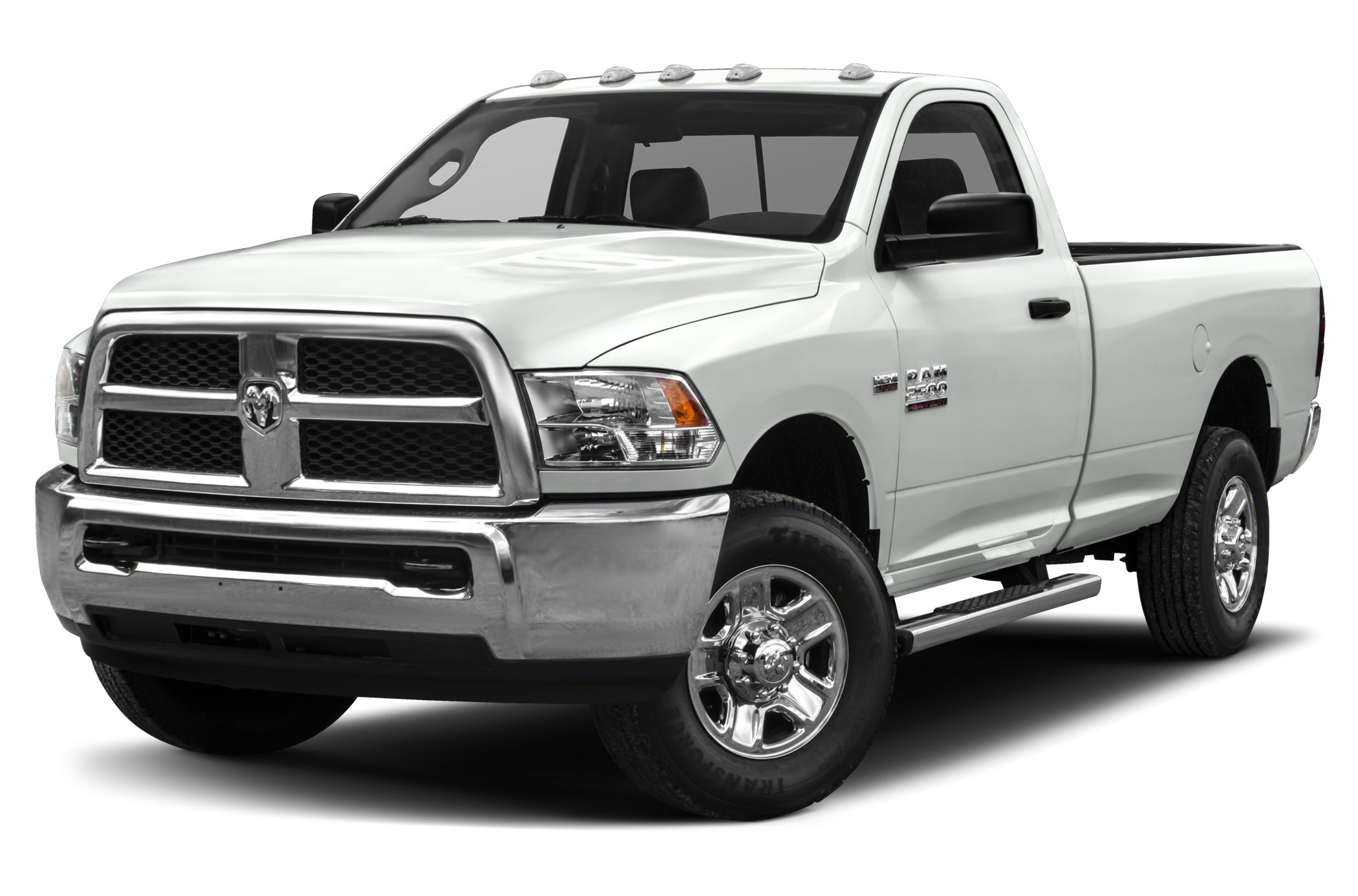 2015 RAM 2500 Tradesman Miles 0Color Black Crystal Pearlcoat Stock 696053 VIN 3C6LR5AT7FG696