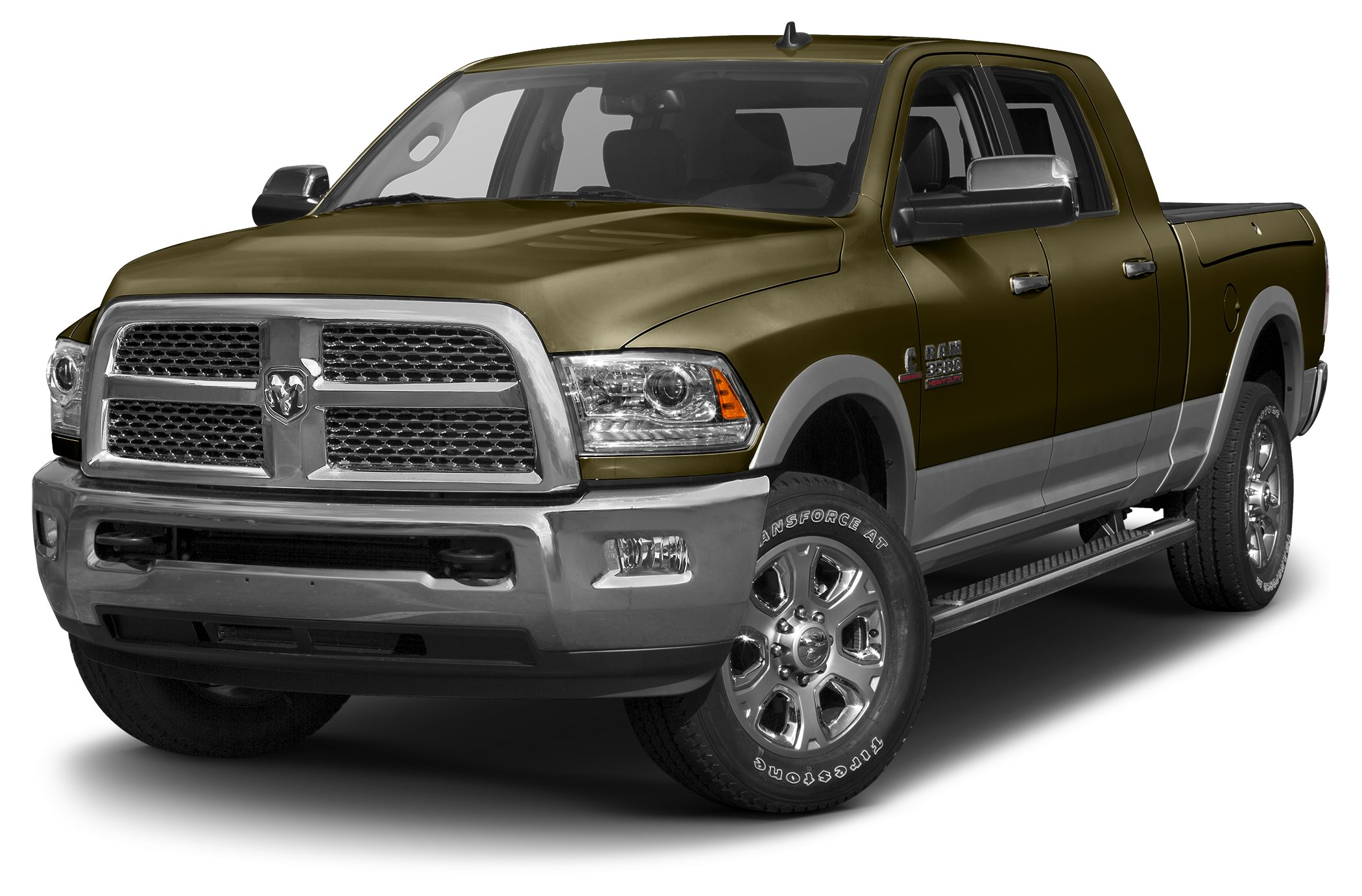 2016 RAM 3500 Laramie Miles 0Color Black Forest Green Pearlcoat Stock 345724 VIN 3C63RPML4GG