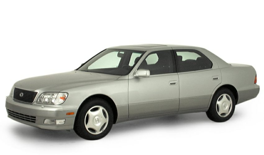 2000 Lexus LS 400 Base Hurry and take advantage now Talk about a deal Fresh arrival More pictur